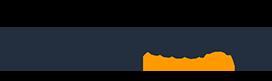 Logo for amazon online bookshop