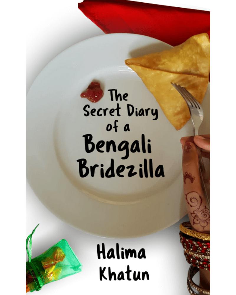 The Secret Diary of a Bengali Bridezilla ebook cover